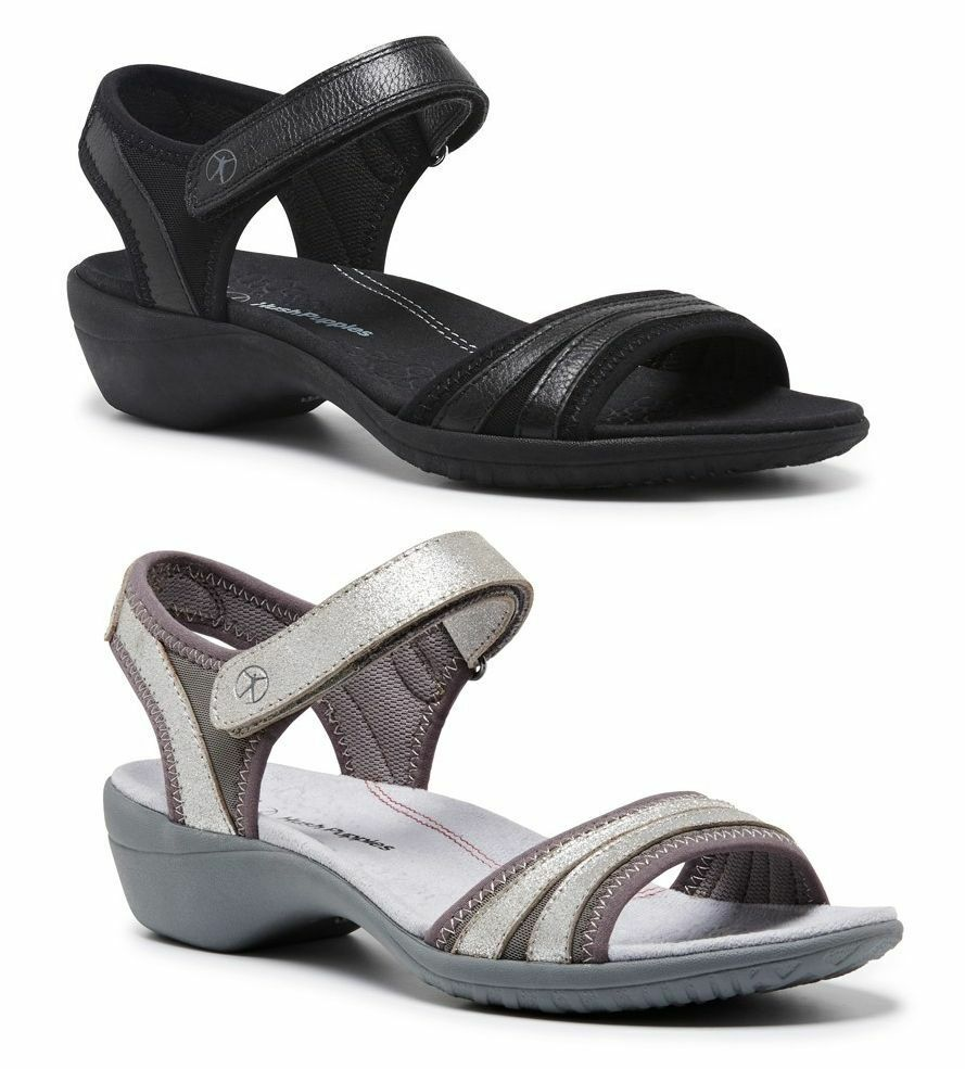 Damenschuhe HUSH PUPPIES ADULTS - Schuhe ATHOS SANDALS/SUMMER/DRESS/CASUAL LEATHER Schuhe - 626892