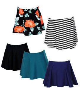 bcce15f52d Women Bikini Bottom Tankini Swim Skirt Cover Up Short Beach Dress ...