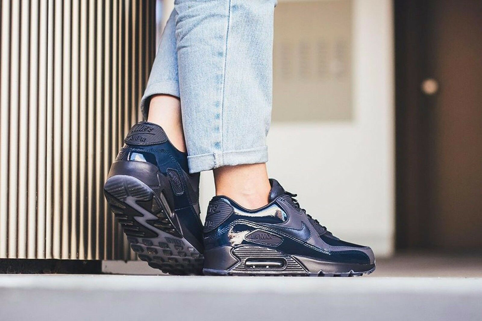 Nike air max 90 pedro louren ç o 867116-400 obsidian obsidian obsidian wmn sz 5,5 149b8e