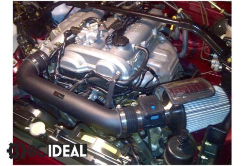SS Filter Cover 1999-2005 Mazda MX-5 Miata NB 1.8L 1.8 AF DYNAMIC AIR INTAKE