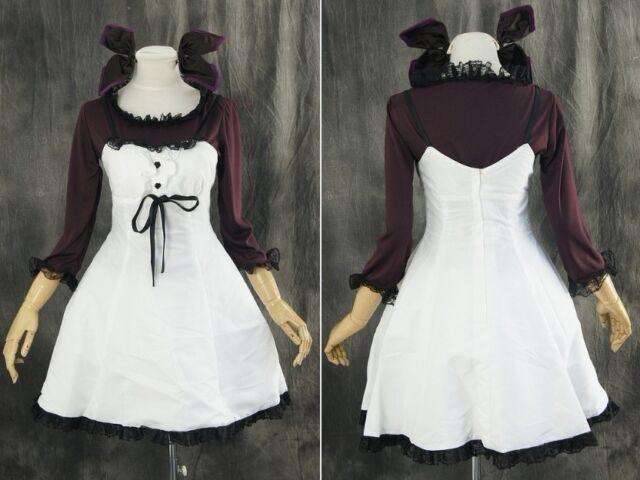 H-097 Date A Live Kotori Itsuka Cosplay Kostüm costume dress kleid n. Maß