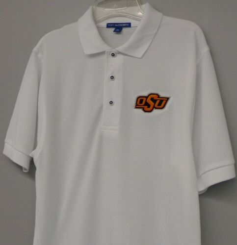 LT-4XLT 7 Colors New OSU Oklahoma State Cowboys Mens Embroidered Polo XS-6XL