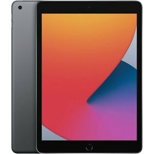 Apple iPad (128GB) WiFi 8.Generation Space Grau 10,2 Zoll Retina Display