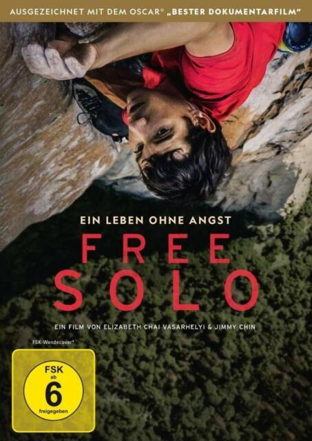 Free Solo - Ein Leben ohne Angst DVD NEU + OVP!