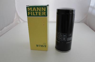 Filtre à Huile Filtre Neuf Homme-Filtre W 735//1