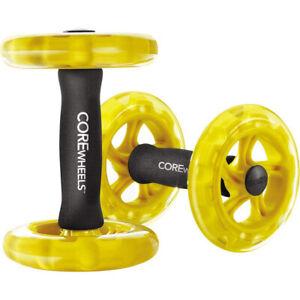 SKLZ Core колеса динамическая прочность тренажер-желтый