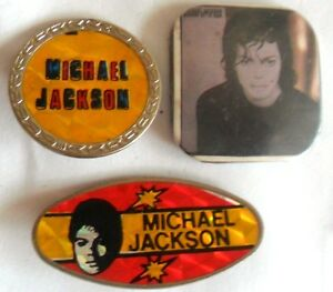 MICHAEL-JACKSON-x-3-VARIOUS-crystal-prismatic