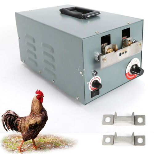 110V Electric Debeaking Machine Chick Debeaker Cutting Equipment Chicken AUTO US