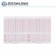 Ecg Ekg Paper Hp Fetal Monitoring Thermal Record Print Chart 9270 0485 40 Pads