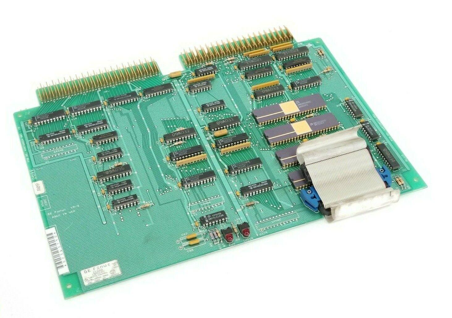 GE FANUC IC600CB524M ARITH. CONTROL MODULE FAB. NO. 44A720854-001R04 3