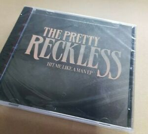 THE-PRETTY-RECKLESS-Album-HIT-ME-LIKE-A-MAN-EP-Rock-CD-Music-Brand-New
