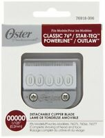 Oster Professional 76918-006 Replacement Clipper Blade, Size 00000 , New, Free S on sale