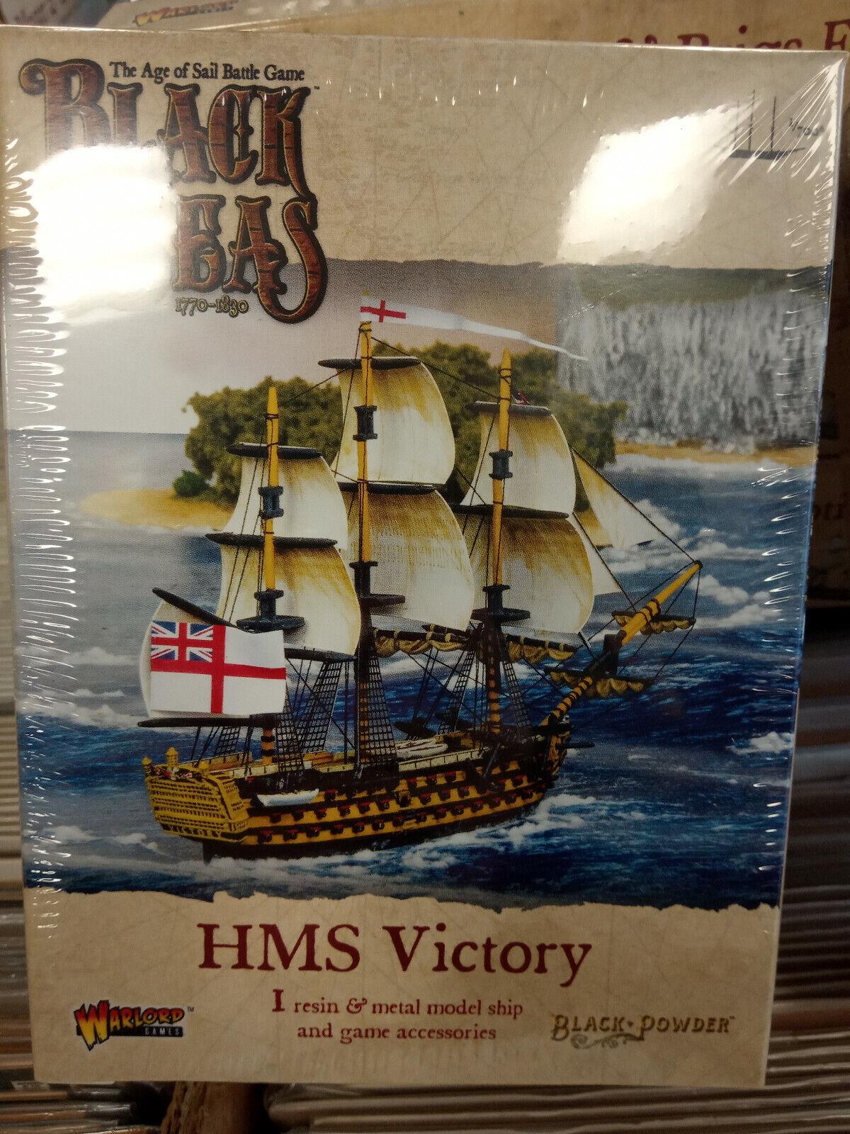 Warlord Games Black Seas HMS Victory