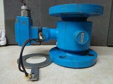 8 150 Krohne Altoflux Altometer Ifs 4000 F6 Flowmeter Ptfe Lined P19 1537