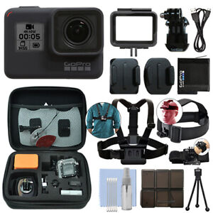 GoPro-HERO7-Black-12-MP-Waterproof-4K-Camera-Camcorder-Ultimate-Action-Bundle