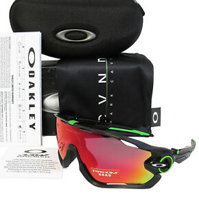 0bacfa7ed10d Image is loading New-Oakley-JAWBREAKER-Cavendish-Polished-Black-Prizm-Road-