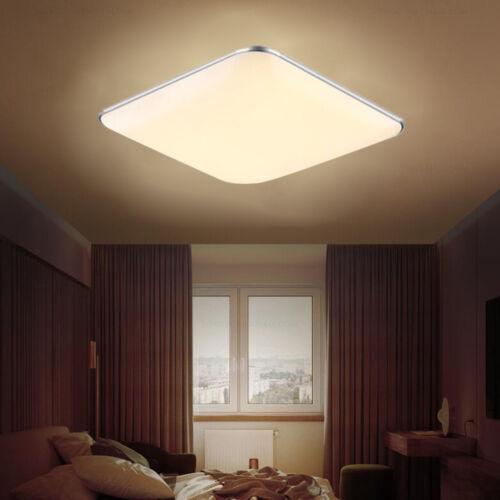 12W LED Sensor Deckenleuchte Flurlampe Deckenlampe mit Bewegungsmelder Küche NEU