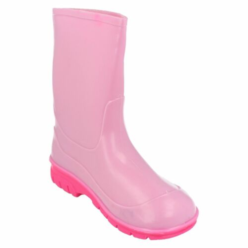 Girls T11852 Tink Wellingtons By Disney Retail Price £5.99
