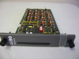 BRISTOL BABCOCK CONTROLWAVE MICRO ISOLATED LOCAL ANALOG INPUT MODULE 396604-01-3