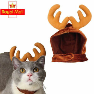 Image Is Loading Pet Cat Dog Puppy Kitten Clothes Costume Christmas