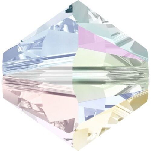 144 PEZZI Bicono Mc Crystal mm 5 Crystal Aurora Boreale