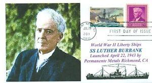 Luther-Burbank-Libertad-Barco-Nombre-America-039-s-Botany-Researcher-Primer-Dia