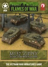 Flames of War M132 'Zippo' Vietnam USA VBX08 NEW