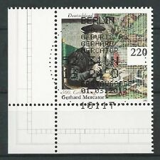 Bund Mi.Nr. 2918 (2012) gestempelt mit ESST/500. Geburtstag von Gerhard Mercator