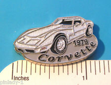 79 1979 Chevrolet Corvette -  hat pin , lapel pin , tie tac GIFT BOXED