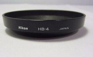 NIKON-HB-4-Lens-Hood-for-Nikkor-20mm-f2-8-AF-D-Japan-Genuine-6310015
