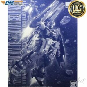 Bandai Gundam Mg Tr-1 Avancé Hazel 1/100 Assemblé Modèle Plastique De Japon