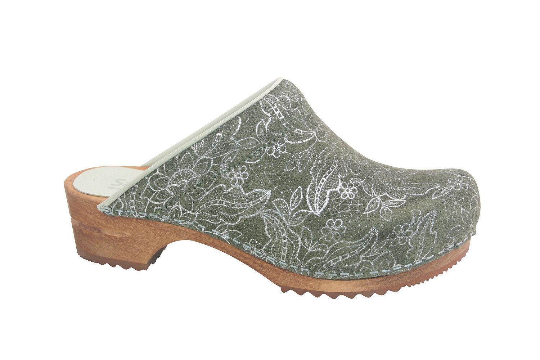 SANITA Jessy Open Donna Clogs Pantofole Ciabatte Sandali Suola Legno-Nuovo Legno-Nuovo Legno-Nuovo 4f57df