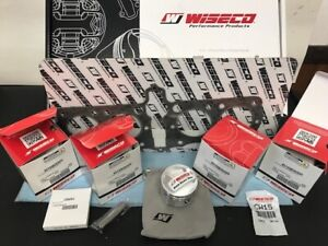 WISECO-K836-FORGED-BIG-BORE-836cc-PISTON-KIT-HONDA-CB750-SOHC-DRAGBIKE