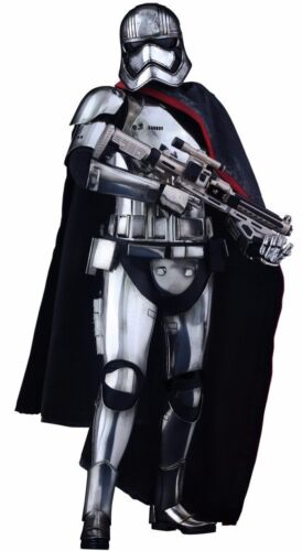 Movie Masterpiece Star Wars The Force Awakens CAPTAIN PHASMA 16 Figure Hot Toys