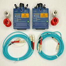 Fluke Networks Dtx Gfm2 Gigabit Mutlimode Fiber Optic Modules For Dtx 1800