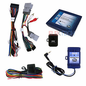 Radio Replacet & SWC Retention Interface for GM Vehicles with ...