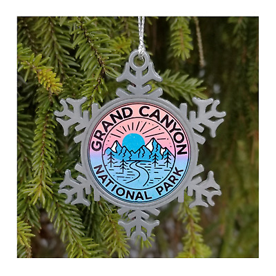 Pewter Christmas Tree Ornament Burgundy LXG Arizona State University