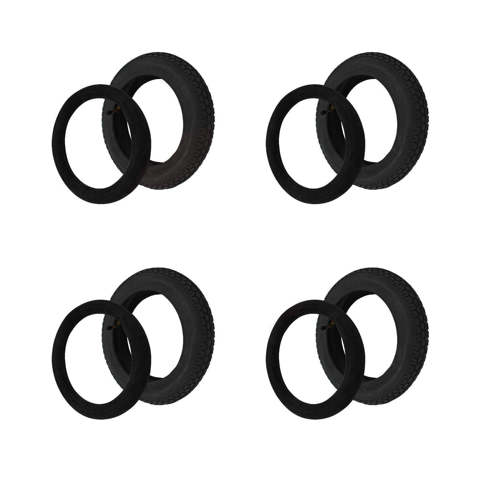 4x Set Reifen + + + Schlauch WV 12.1 2 x 2.1 4 Kinderwagenreifen Fahrradreifen A1  | Ausgezeichnete Qualität  0ccb78
