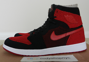 huge discount 770a4 880e6 Image is loading DS-Nike-Air-Jordan-1-Retro-High-Flyknit-