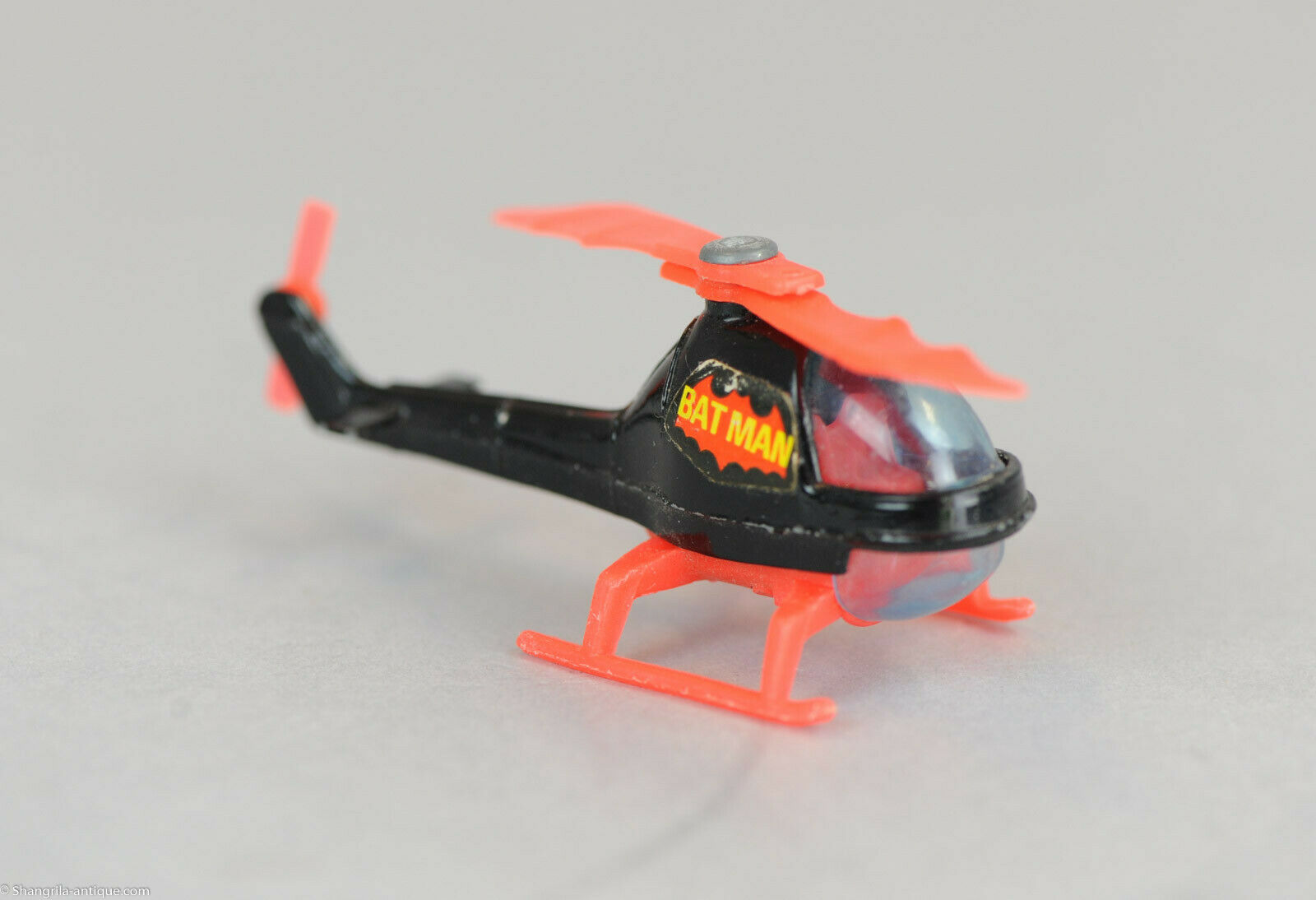 Antique Batman ToyCORGI Juniors Batman BATCOPTER Diecast Model Car Car Car Mettoy 80e8a9