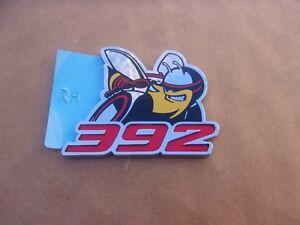 GENUINE-MoPar-2011-2019-Challenger-Charger-Scat-Pack-392-Bee-Emblem-Ornament-RH