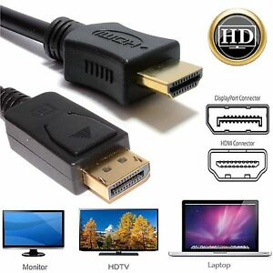 DP-Displayport-Male-to-HDMI-Male-Cable-Converter-Adapter-for-HP-DELL-PC-1M-5m