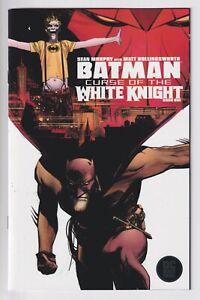 BATMAN CURSE OF THE WHITE KNIGHT 5 Sean Murphy Main Variant  DC 2019 NM+