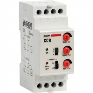 Relè di controllo correnti da barra DIN CCR VEMER VE143400