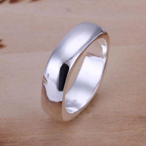 Livraison gratuite Wholesale sterling solid silver Fashion Bright Square Ring xlsr 004
