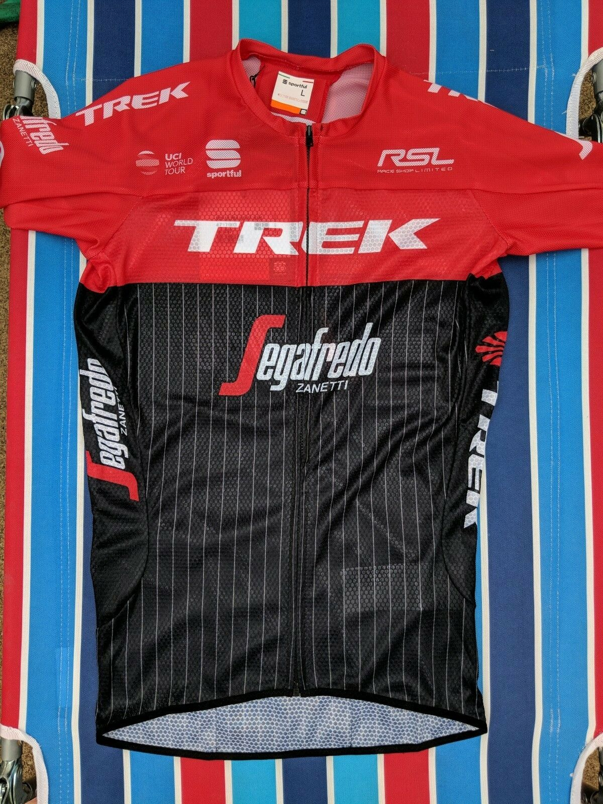 Team Trek,  Official Sportful Team Jersey  80% off