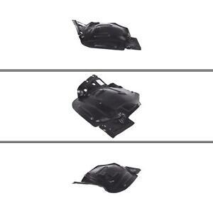 AM New Front,Left Driver Side LH FENDER LINER For Nissan NI1250114