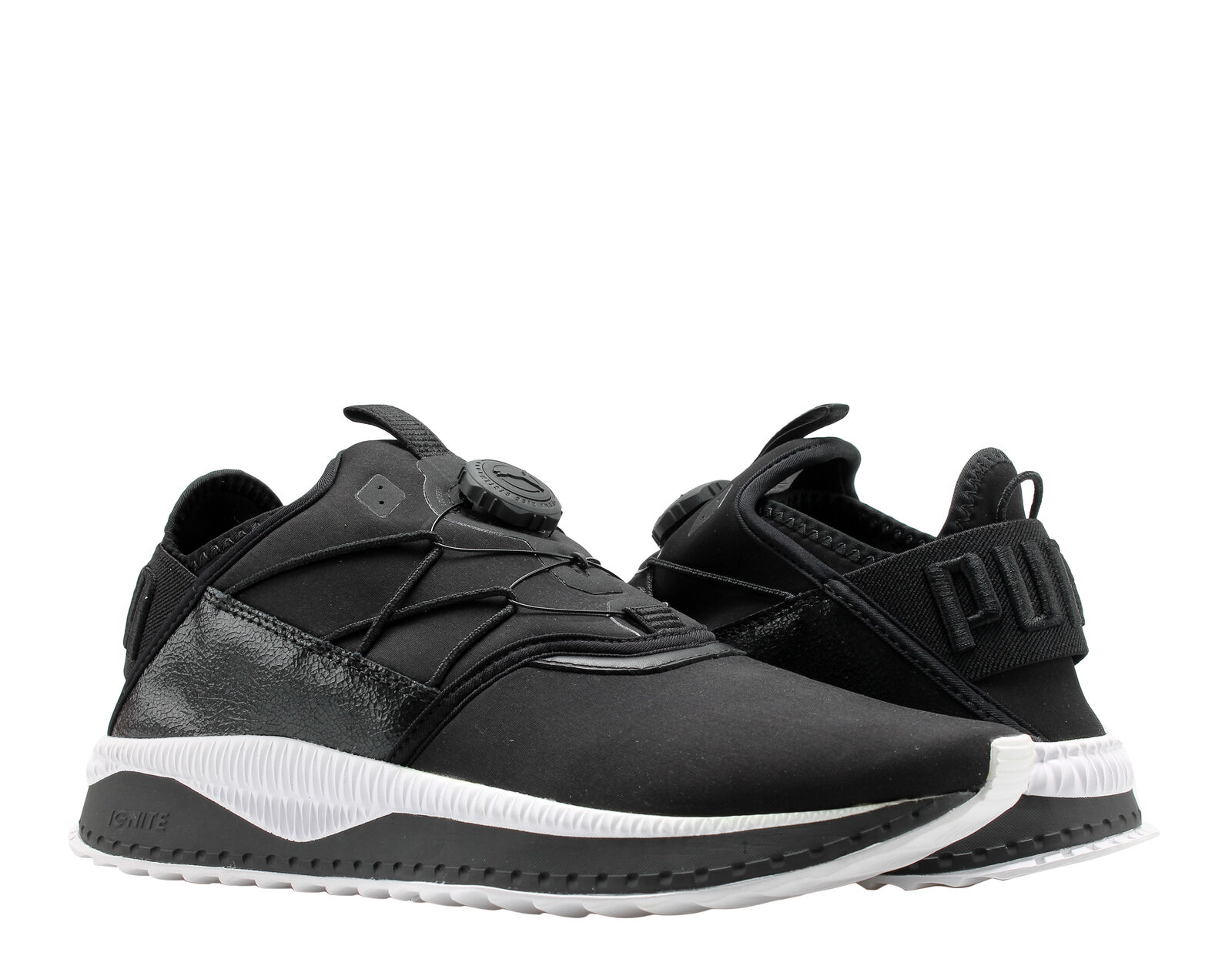 Puma TSUGI Disc Monolith Puma Black-Puma White Men's Running Shoes 36550101