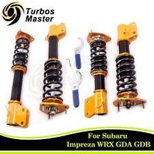 for 2002 2003 2004 2005 2006 2007 Subaru Impreza Forester GDB GDA coilover Strut