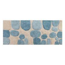 Chesapeake Merchandising Pebbles Bath Rug Runner - Aquamarine New